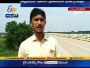 Public Fearing from Bridge Damage | at Jammalamadugu of Kadapa Dist  (Video)