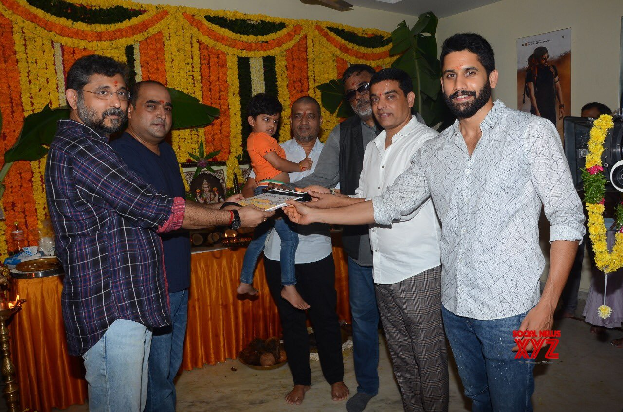 Naga Chaitanya's #NC20 Titled Thank You Movie Launch Gallery