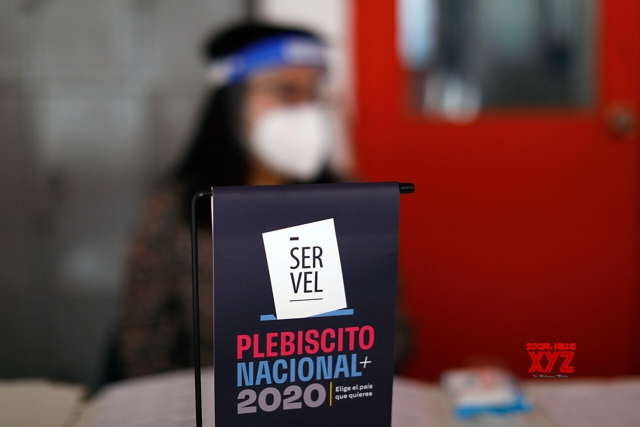 Chile votes in historic referendum on constitution