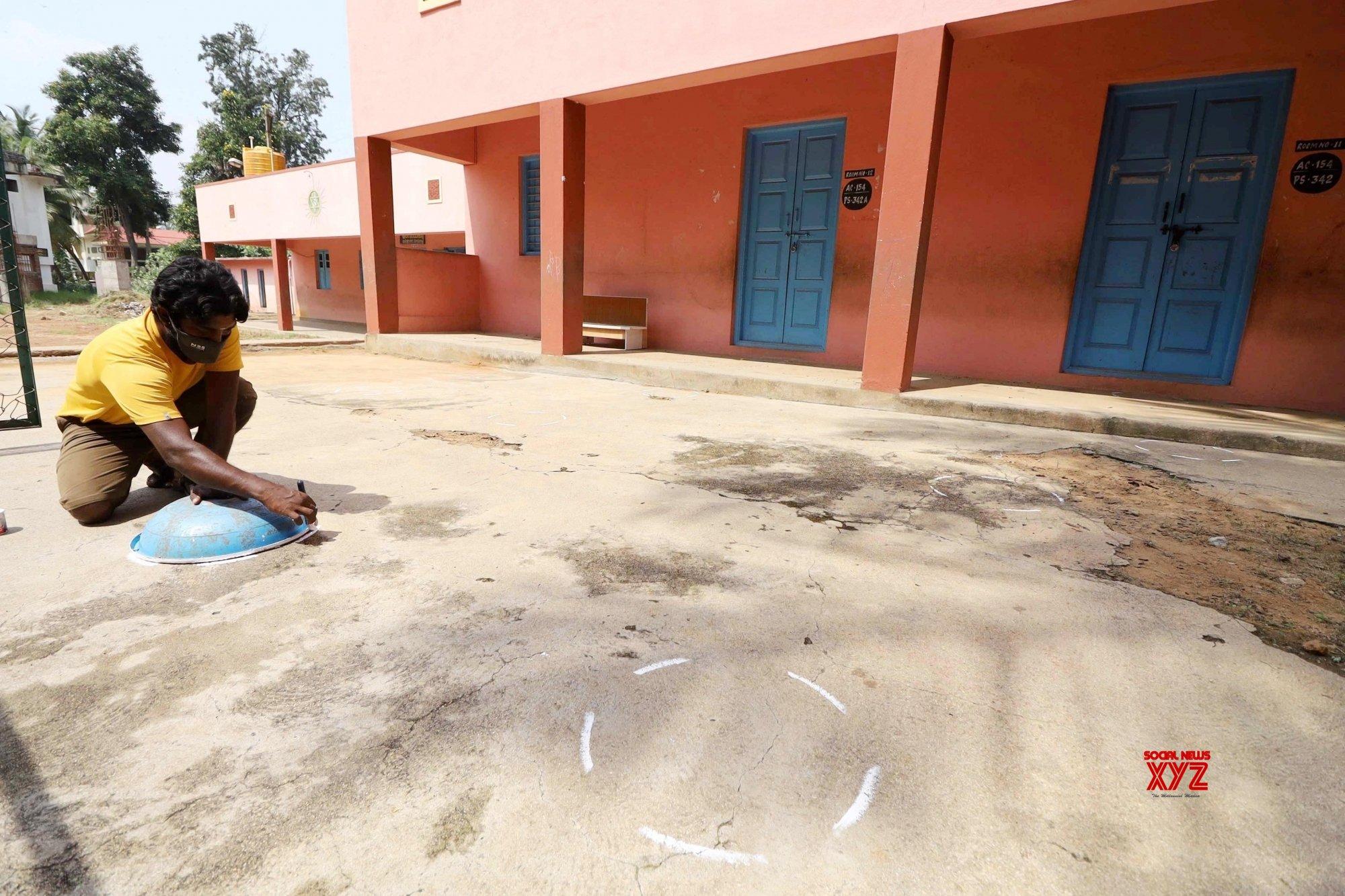 Bengaluru: Preparations underway for Bangalore teacher constituency MLC election #Gallery
