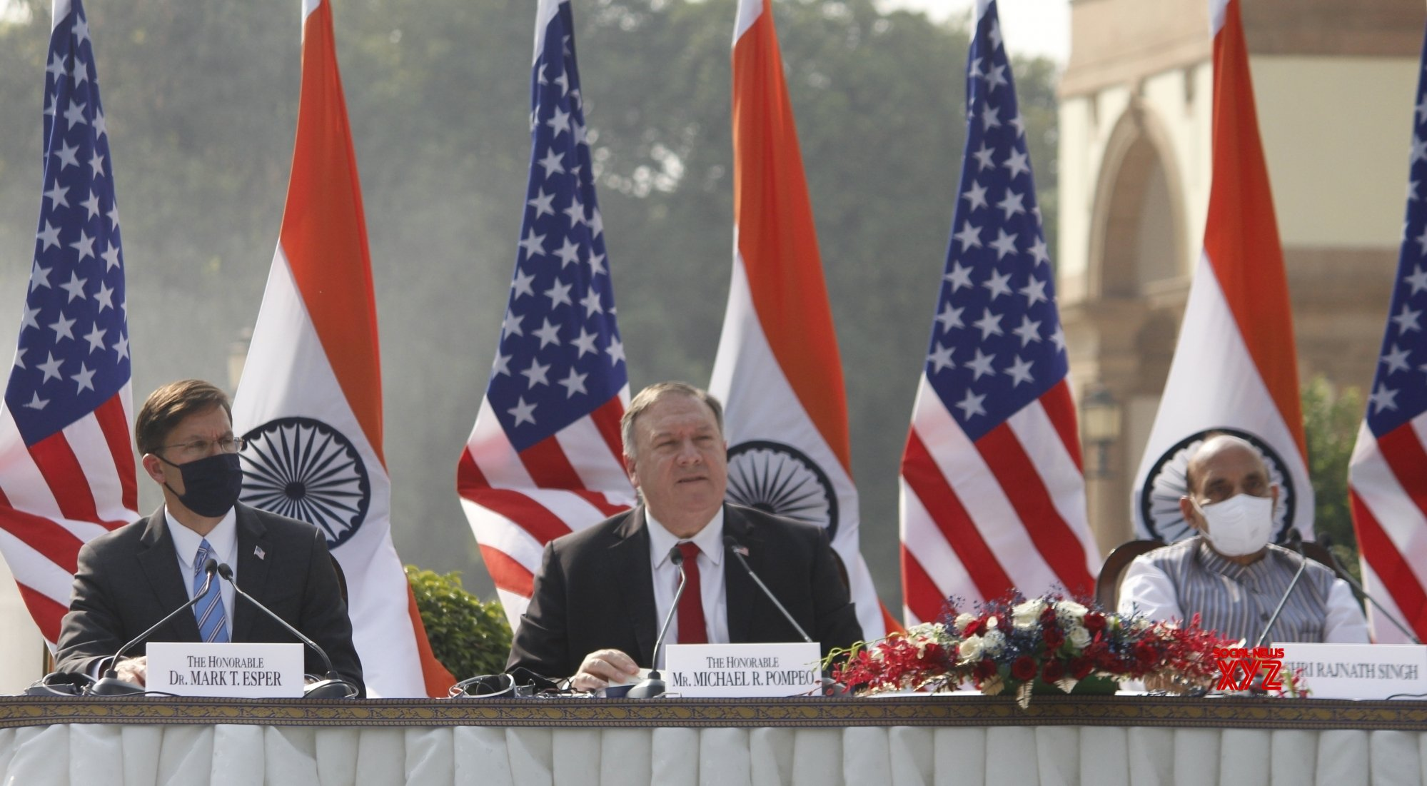 Rajnath calls on US defence firms to benefit from eased FDI rules