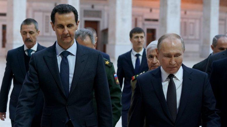 Syria, Russia discuss ways to mitigate sanctions' impact