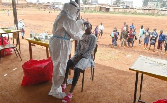 Africa's Covid cases surpass 8.4 million