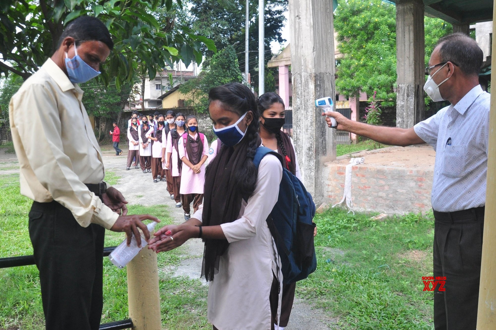 Schools reopen in Assam, other NE states undecided