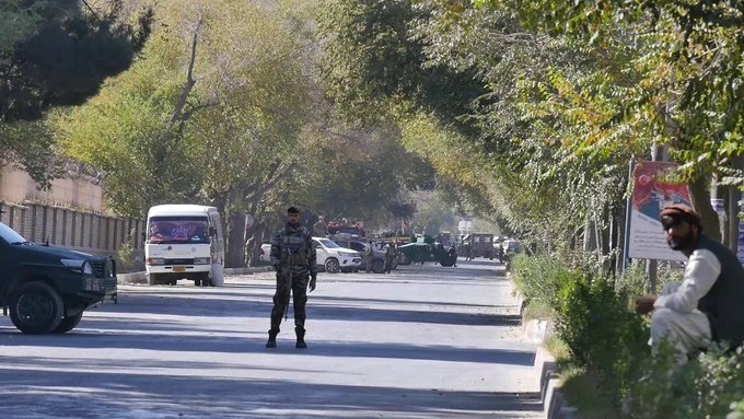 ;Afghan civilian casualties on rise following peace talks'