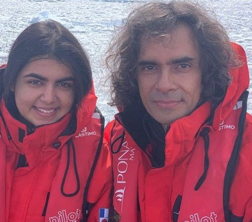 Imtiaz Ali Shares Pictures From His Antarctica Trip