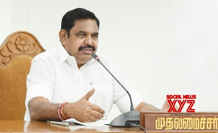 TN Governor accepts Chief Minister Palaniswami's resignation