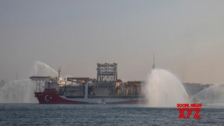 Turkish drillship starts new mission in Black Sea