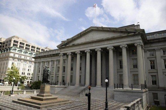 US budget deficit tops $2tn
