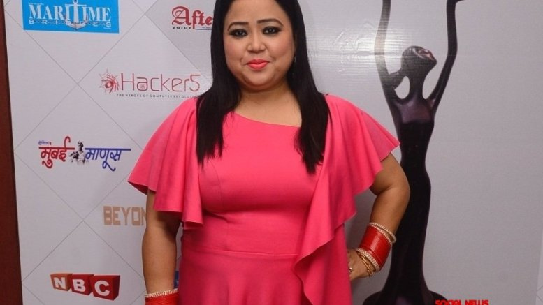 NCB nabs comedian Bharti Singh, marijuana found at home, hubby being grilled