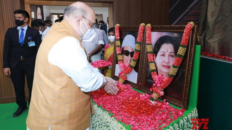 How the BJP is playing the MGR card to make inroads in Tamil Nadu