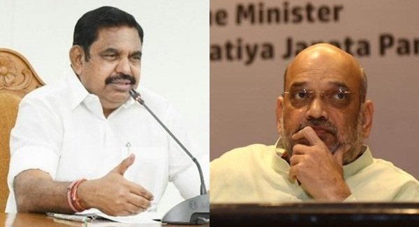 Extend financial, technical support to TN infra projects: CM to Shah