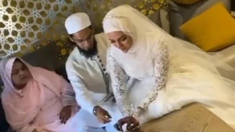 Is former 'Bigg Boss' contestant Sana Khan married?
