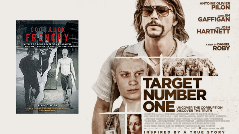Target Number One Review: Slightly off target (Rating: **1/2 )