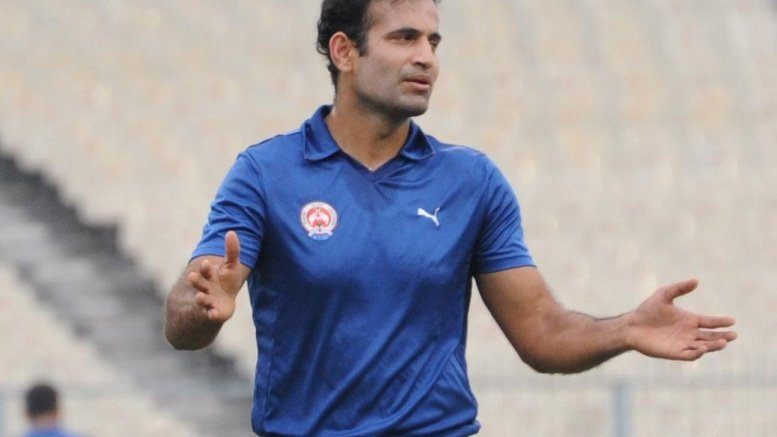 It dipped, splayed Gilchrist: Pathan's toe-crusher