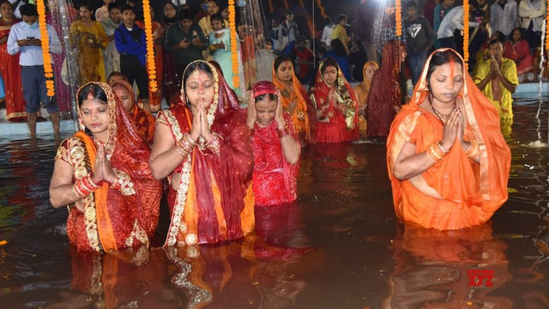 Chhath Puja ends in Bihar with prayers to rising sun