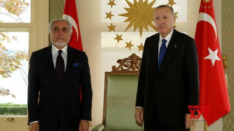 Afghanistan's Abdullah meets Turkish Prez Erdogan