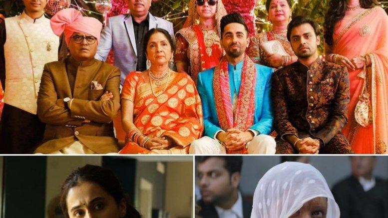 Thappad, Chhapaak And Shubh Mangal Zyada Saavdhan Nominated For AACTA