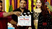 Jabardasth Getup Srinu New Movie Opening (Video)