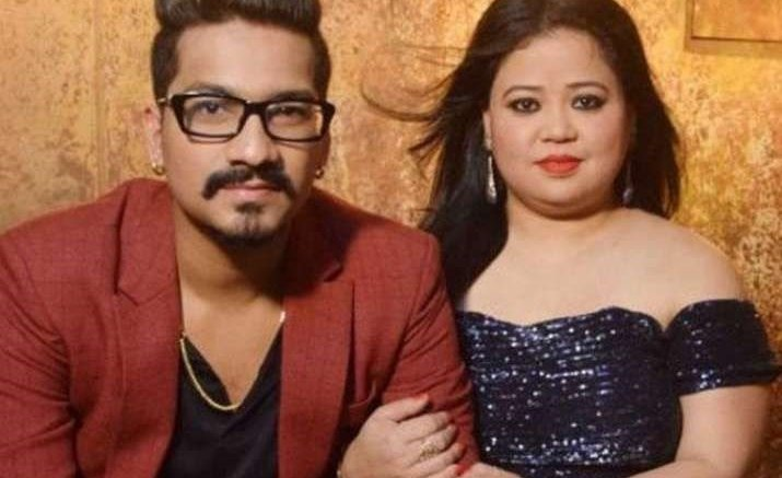 Bharti Singh And Harsh Being Questioned By Anti-Drugs Agency After Raid