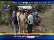 7 killed as truck collides with car in Gujarat's Patdi  (Video)