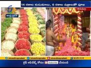 Pushpayagam Performed with Seven Tonnes of Various Flowers | in Tirumala  (Video)