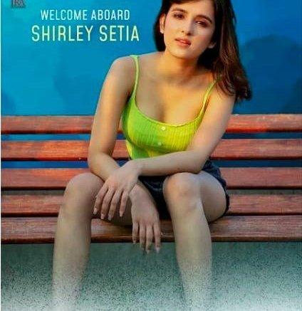Shirley Setia To Star In A Telugu Film Opposite Naga Shaurya