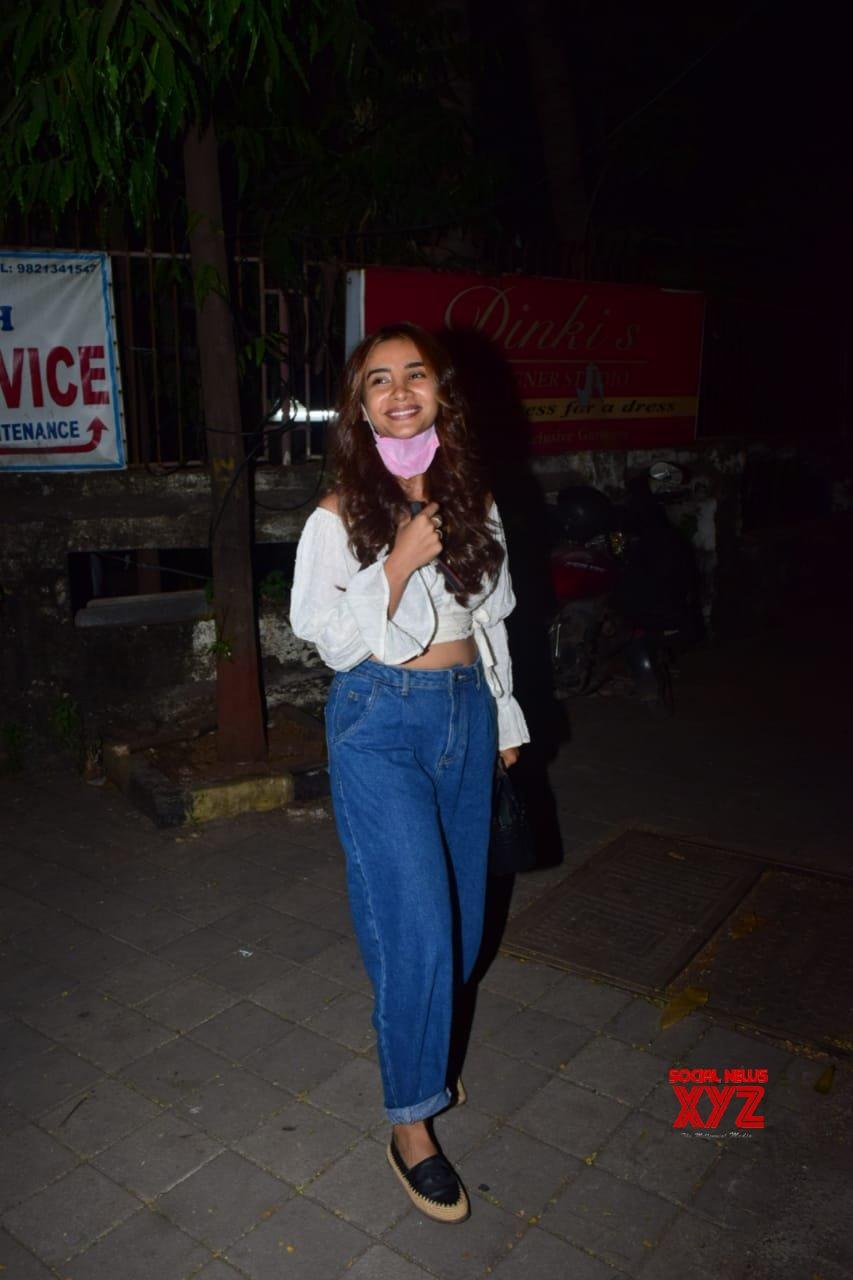 Actress Patralekha Spotted At Juhu - Gallery