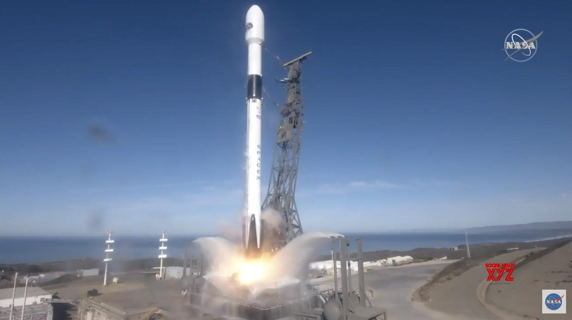 NASA-ESA launch mission to monitor rising global sea level