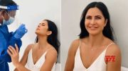 Actress Katrina Kaif COVID 19 Test Before The Shoot | MS Entertainments  (Video)