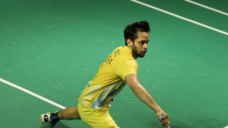 Thailand Open: Kashyap retires mid-game after Chirag-Satwik Win