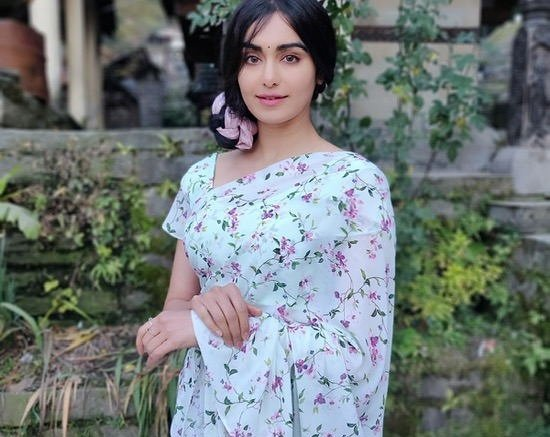 Adah Sharma says she has signed five Telugu films