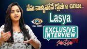 Lasya Manjunath Exclusive Interview | Special Talk With Santosham Suresh [HD] (Video)
