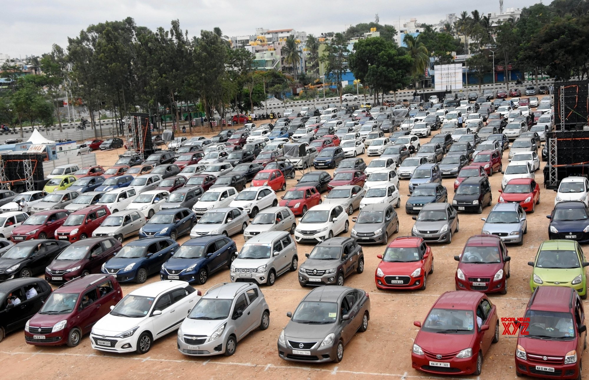 YoY vehicle registrations plunged by over 28% in March: FADA