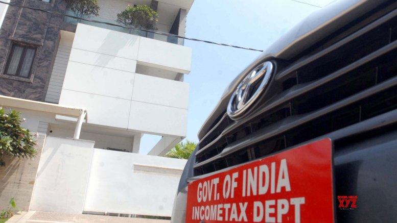 Bharat Samachar too faces I-T raids