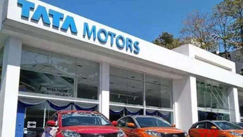 Tata Motors powers rise in Tata group stocks, indices