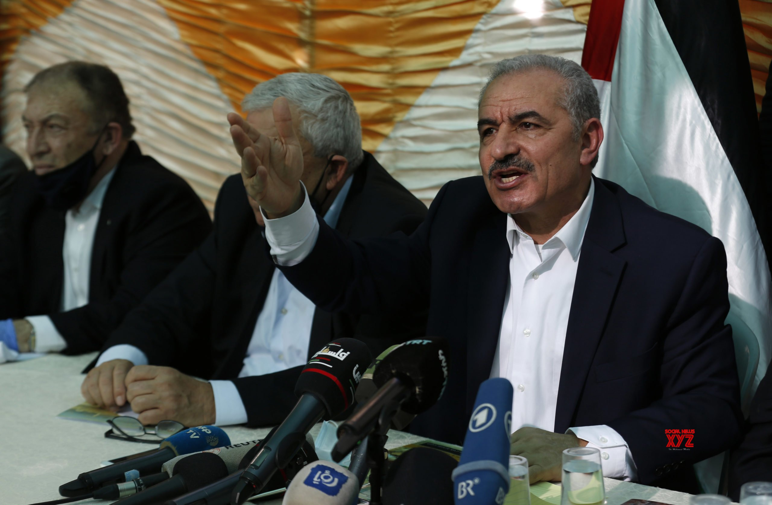 Palestine hasn't received Arab financial aid for over a yr