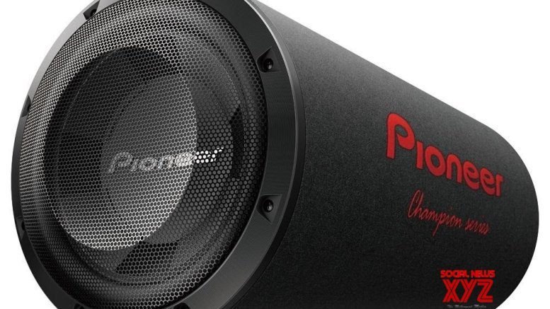 Pioneer launches new subwoofer for Rs 9,990 in India