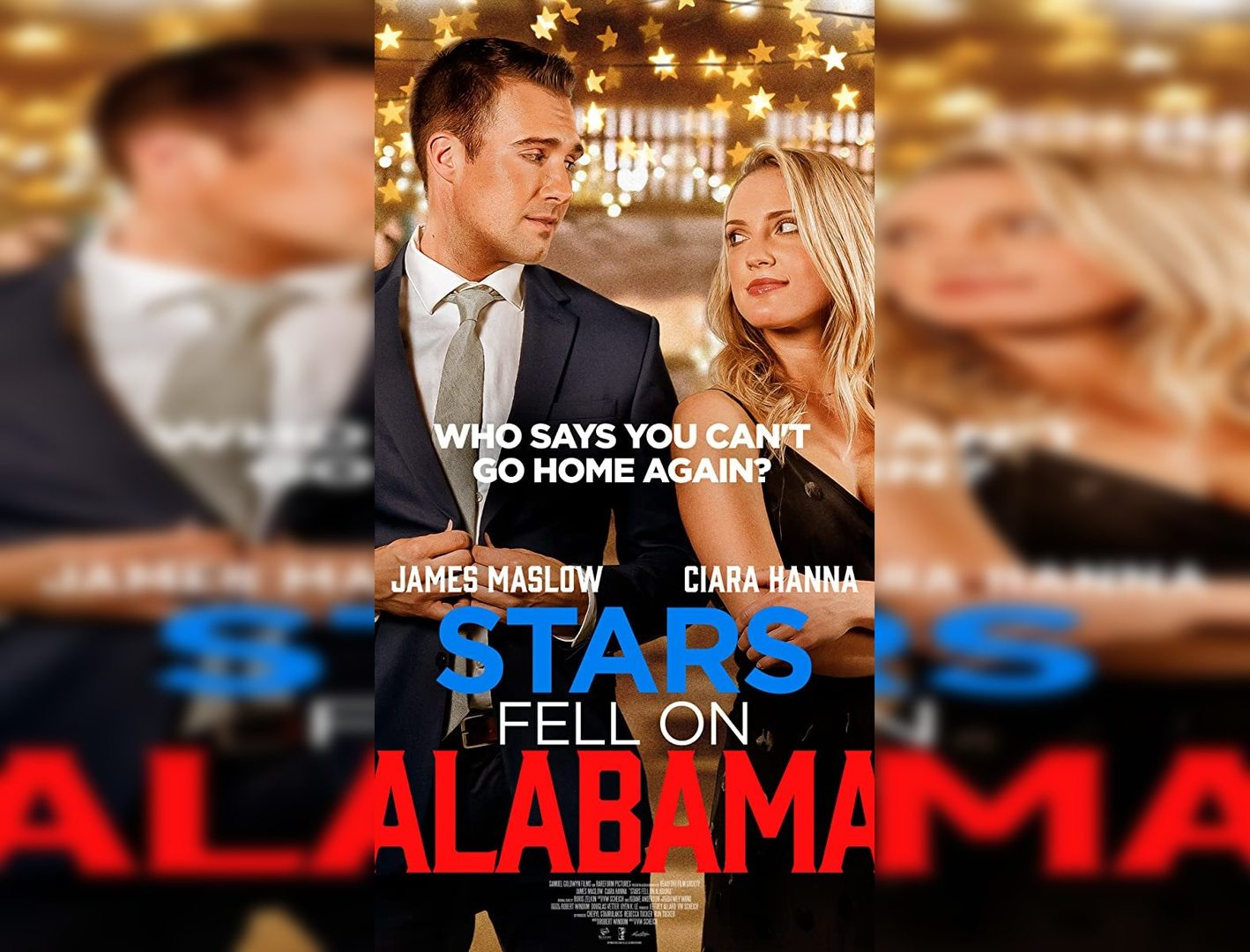 Stars Fell on Alabama Review:  A Charmless Rom-Com (Rating: **)