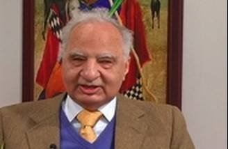 Ved Mehta, who overcame blindness with literary prowess, dies at 86