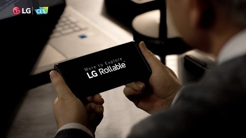 LG may ditch plan for rollable smartphone