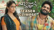 Chaavu Kaburu Challaga Teaser Glimpse | Kartikeya, LavanyaTripathi | Koushik Pegallapati | Bunny Vas [HD] (Video)