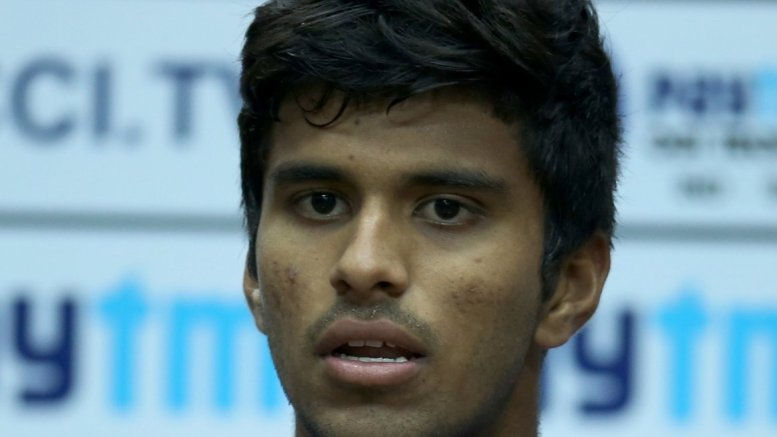 Sundar emerges as a balancing option after he bats, bowls at nets