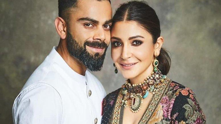 Anushka Sharma And Virat Kohli Urge Paparazzi To Show Restrain