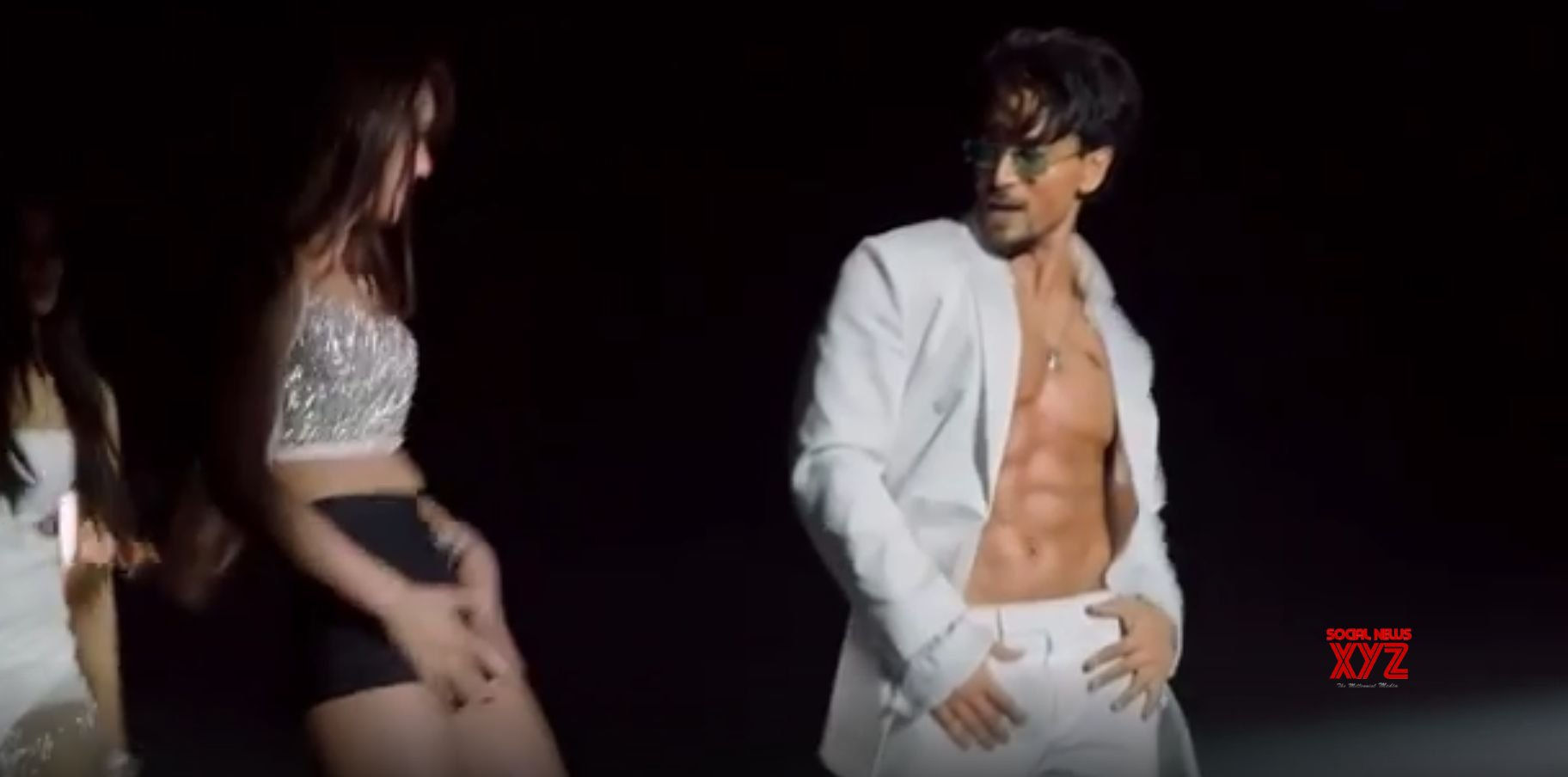 Tiger Shroff debuts on YouTube with his second single 'Casanova'