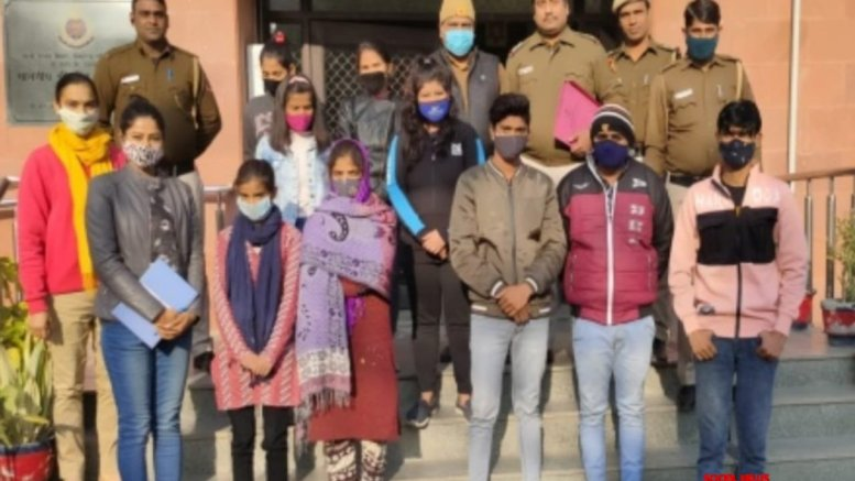 Fake call centres' racket busted in J&K, 23 held