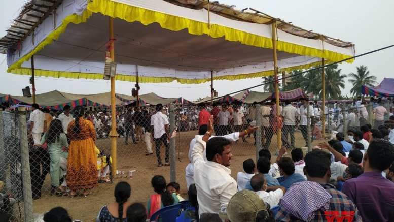 Sankranti cockfights popular in Andhra Pradesh despite Covid