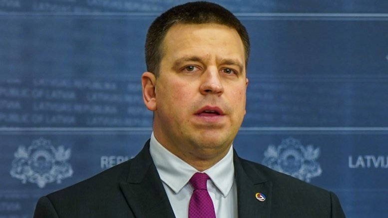 Estonian PM submits resignation to Prez