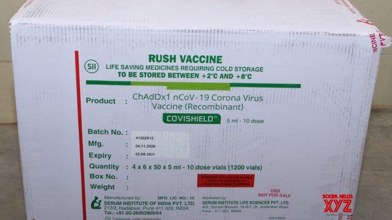 2nd consignment of Covid vaccine reaches Odisha
