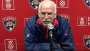 NHL coaches don masks this season (Video)